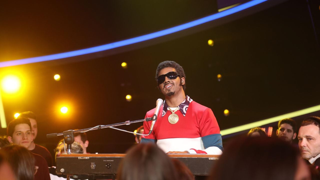 Jorge González se sienta al piano con 'Superstition' de Stevie Wonder en 'Tu cara me suena'