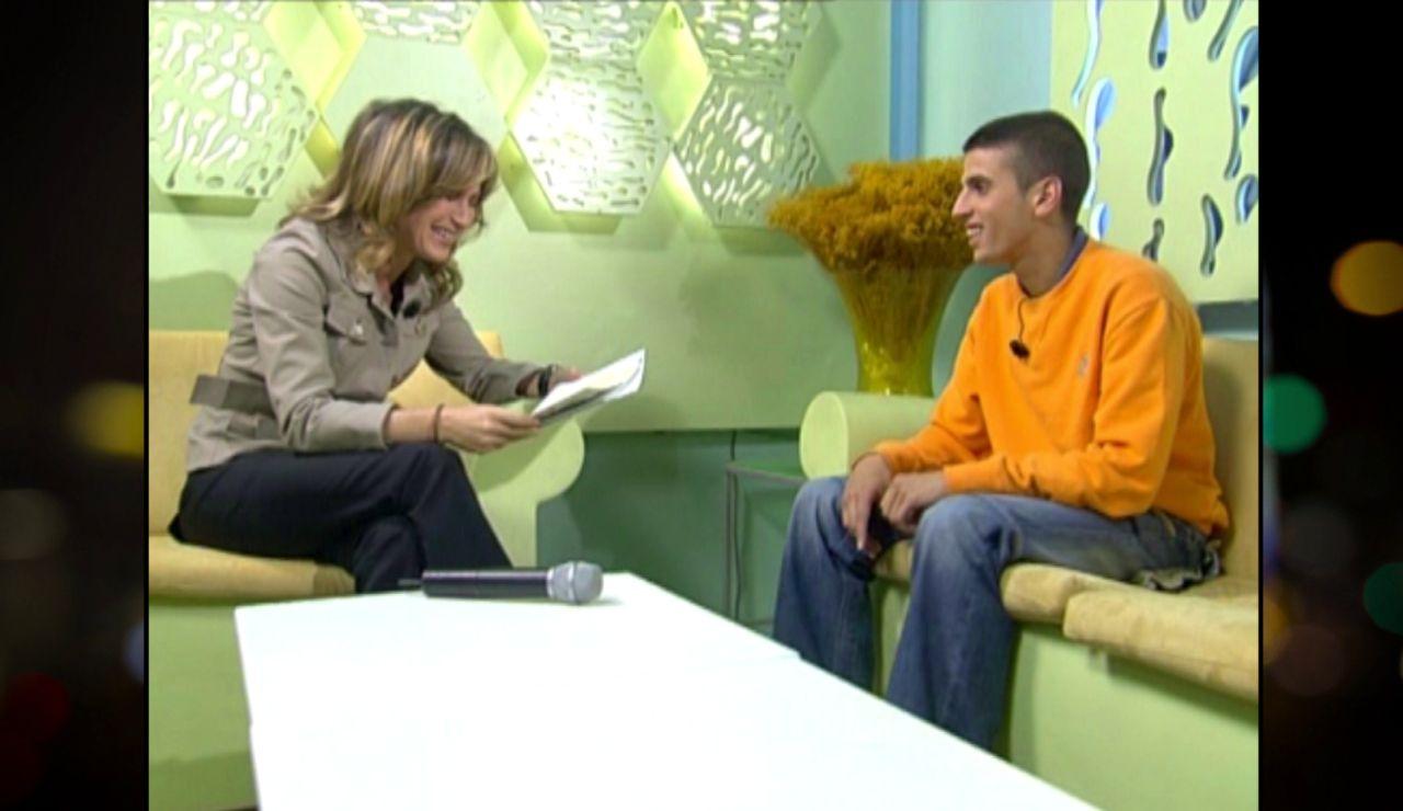 Los ataques de risa de Patricia Gaztañaga en 'El Diario de Patricia'