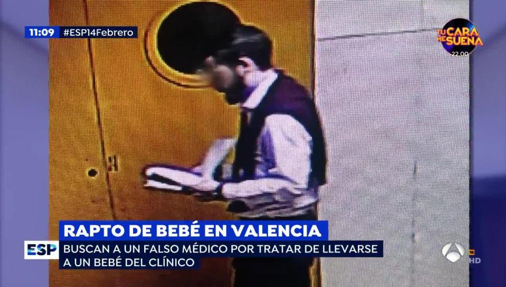 Intento de secuestro en Valencia.
