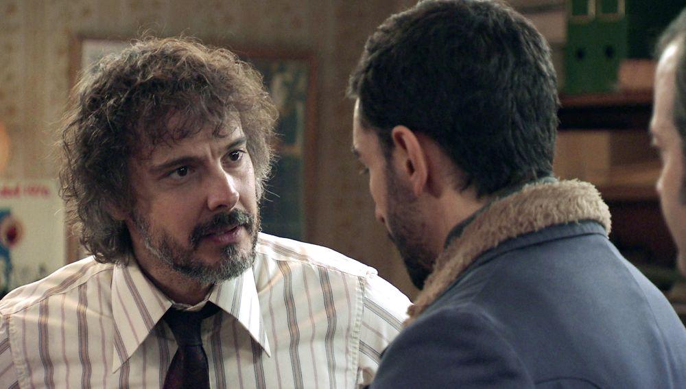 Cris y Guillermo esperanzados por las novedades que les proporciona Sebas