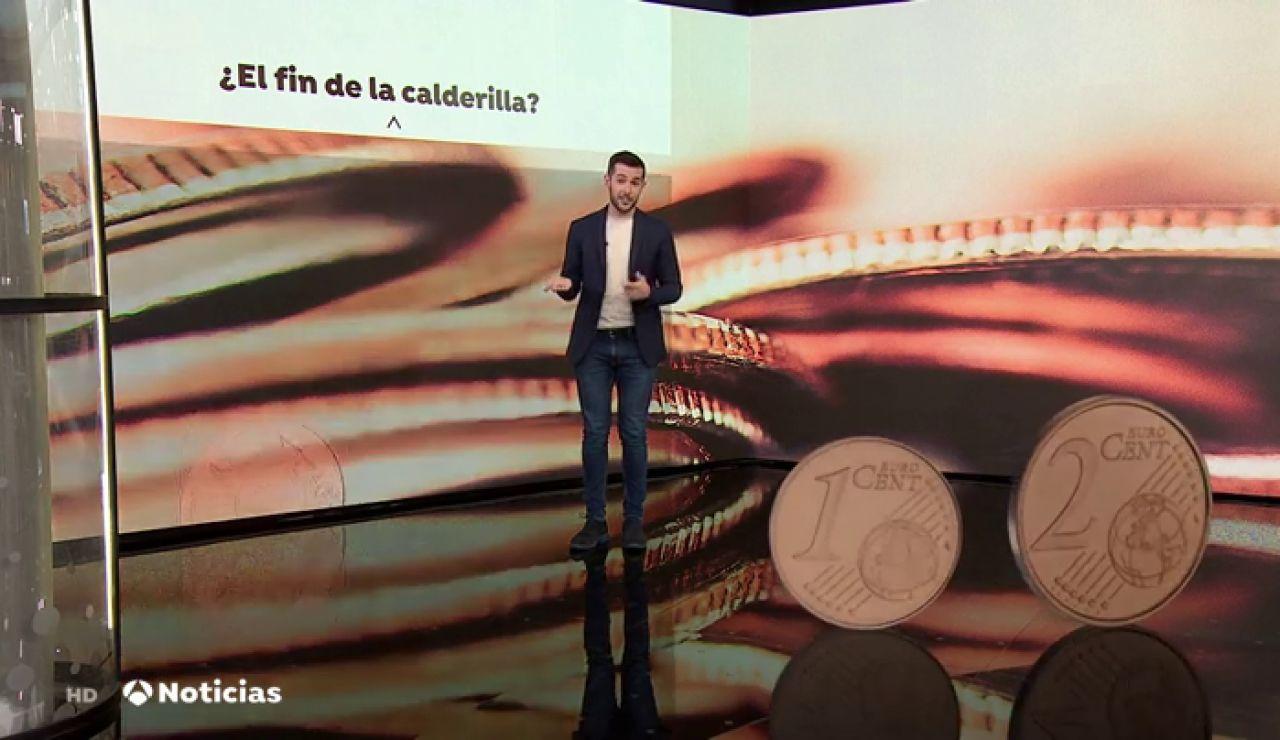Bruselas quiere acabar con la calderilla: estudia eliminar las monedas de 1 y 2 céntimos