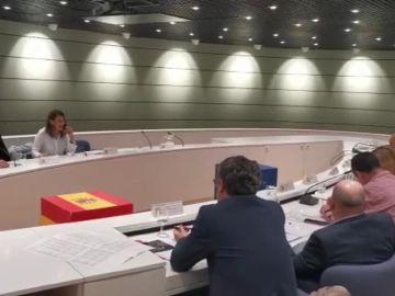 Reunión Ministerio Agricultura
