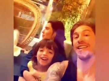 Sergio Ramos puede haber desvelado en Instagram el nombre y el sexo de su próximo bebé