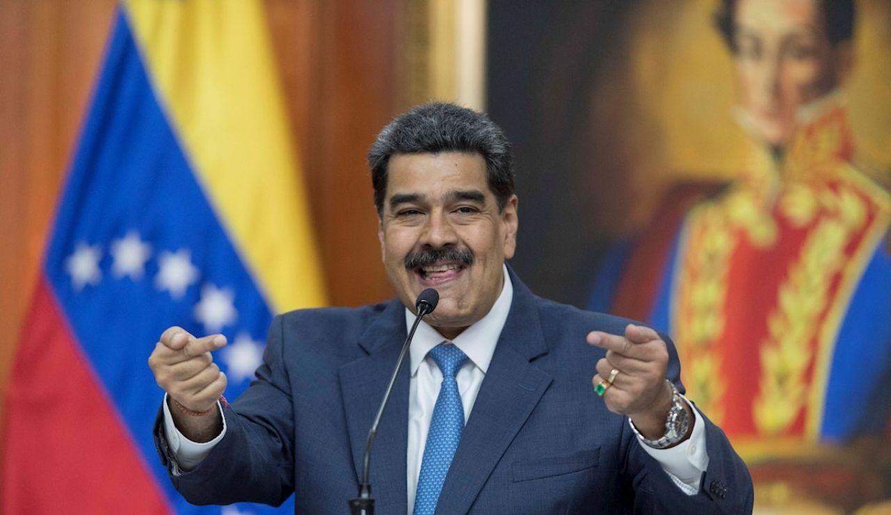 Mensaje de Nicolás Maduro