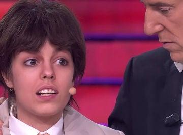 Nerea Rodríguez desata los aplausos con su discurso contra el bullying tras ganar la sexta gala de 'Tu cara me suena'