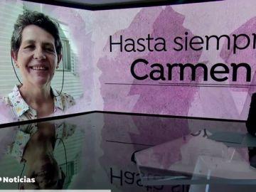 Fallece Carmen Martín González, mezcladora de vídeo de Antena 3 desde hace tres décadas