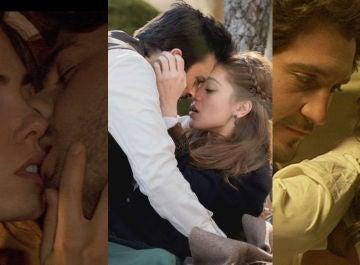 Las escenas más pasionales con las que te enamoraste en 'El secreto de Puente Viejo'