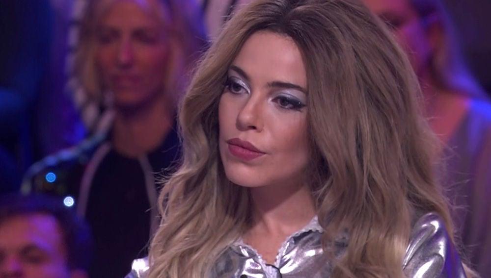 El gran enfado de Ángel Llàcer con María Isabel tras darle la nota más baja en 'Tu cara me suena'