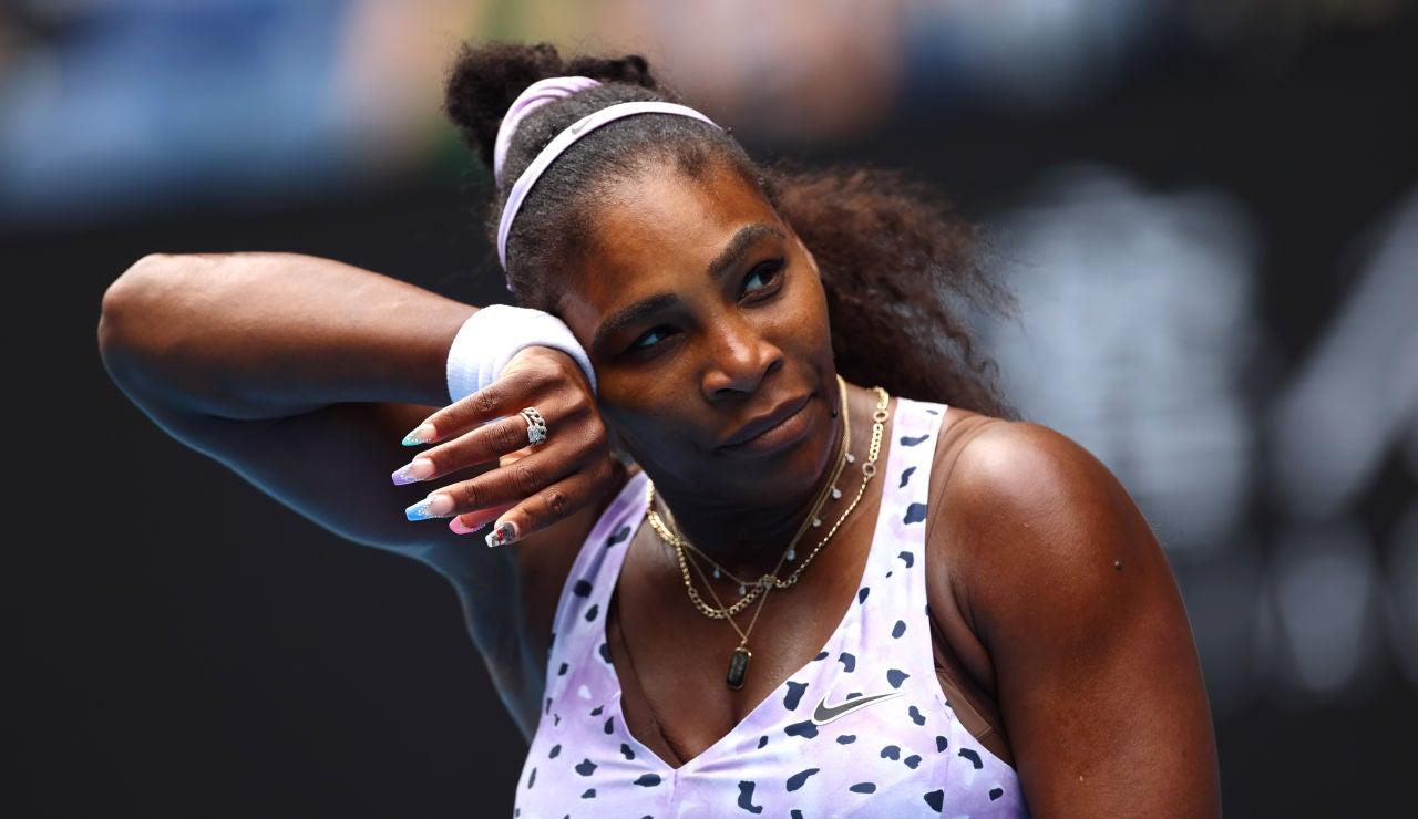Serena William denuncia el trato de favor de los tenistas masculinos con respecto a los jueces de silla
