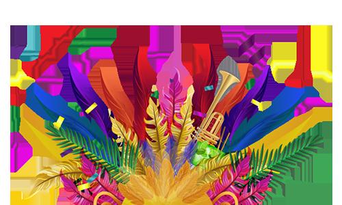 Fondo PNG Carnaval 2020