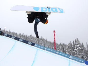 Queralt Castellet logra el bronce en la Copa del Mundo de snowboard