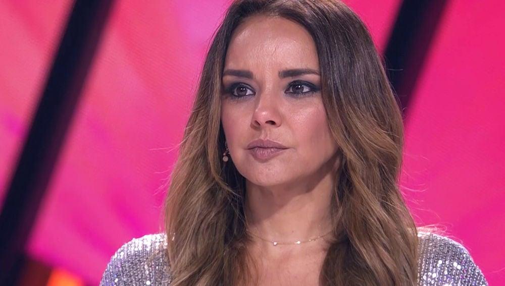 Una emocionada Chenoa se sincera con Cristina Ramos en 'Tu cara me suena'