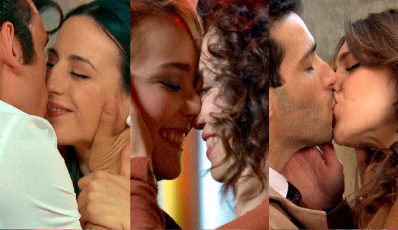 las declaraciones de amor más recordadas de 'Amar es para siempre'