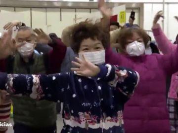 La propaganda inunda China para evitar las críticas por la gestión del coronavirus