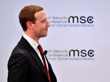 Mark Zuckerberg comparece ante la Comisión Europea