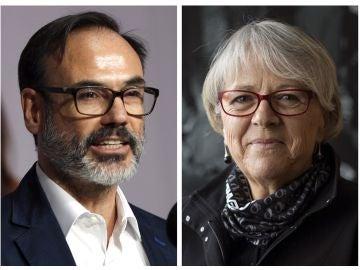 Fernando Garea y Gabriela Cañas
