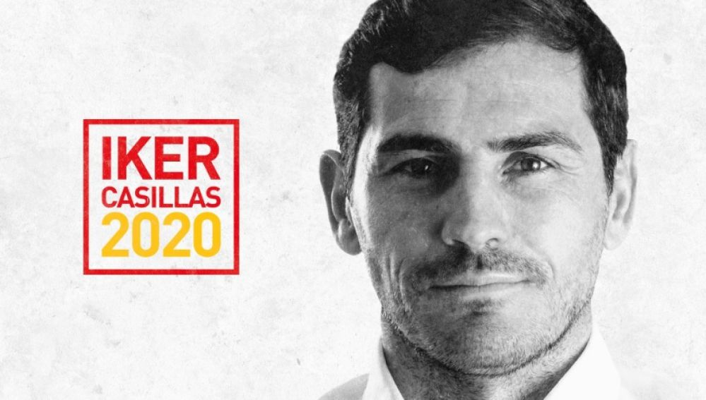 Iker Casillas, candidato oficial a la RFEF