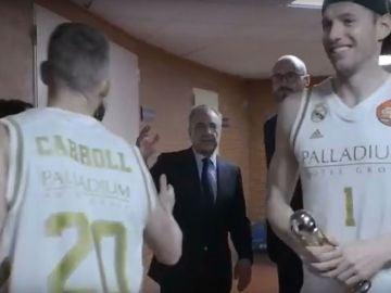 Copa del Rey Baloncesto 2020: El lío de Florentino Pérez con Causeur tras ganar la Copa del Rey