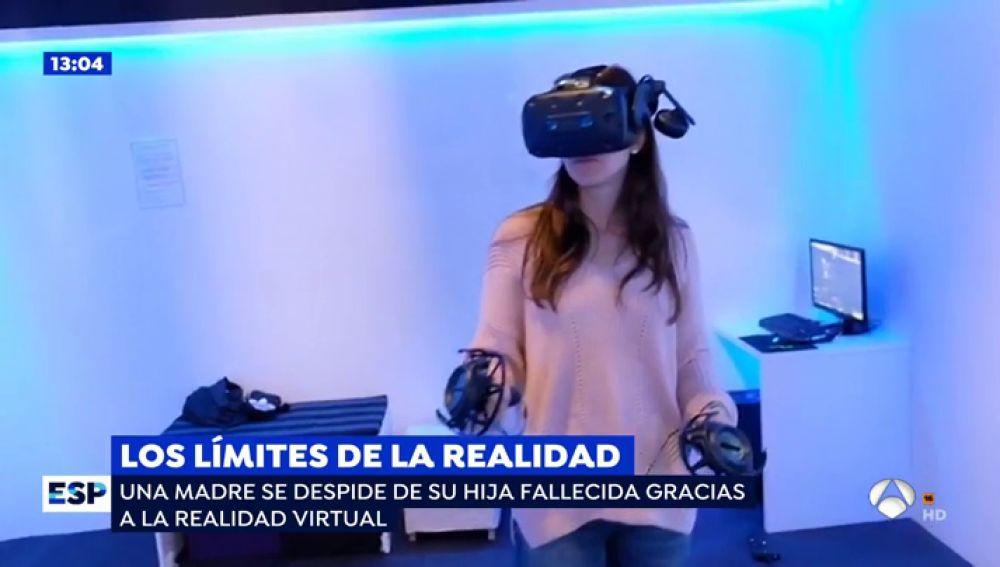 ¿Puede la realidad virtual resucitar a las personas fallecidas?