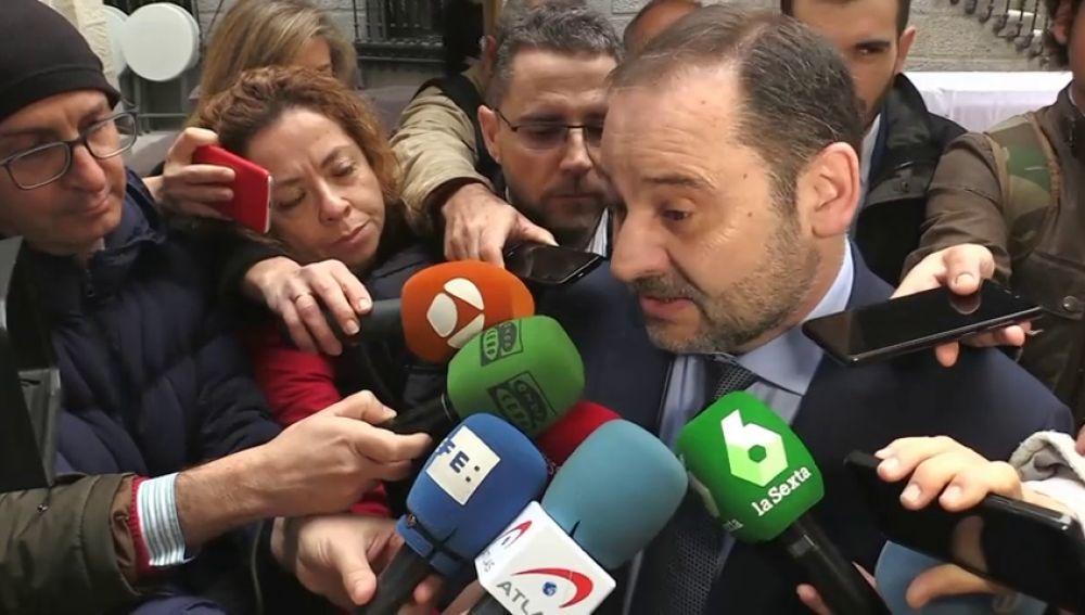 """José Luis Ábalos sobre las declaraciones de Maduro: """"Lo dijo irónicamente, se dieron cuenta todos"""""""