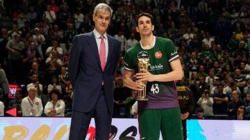 Unicaja subcampeón de la Copa ACB