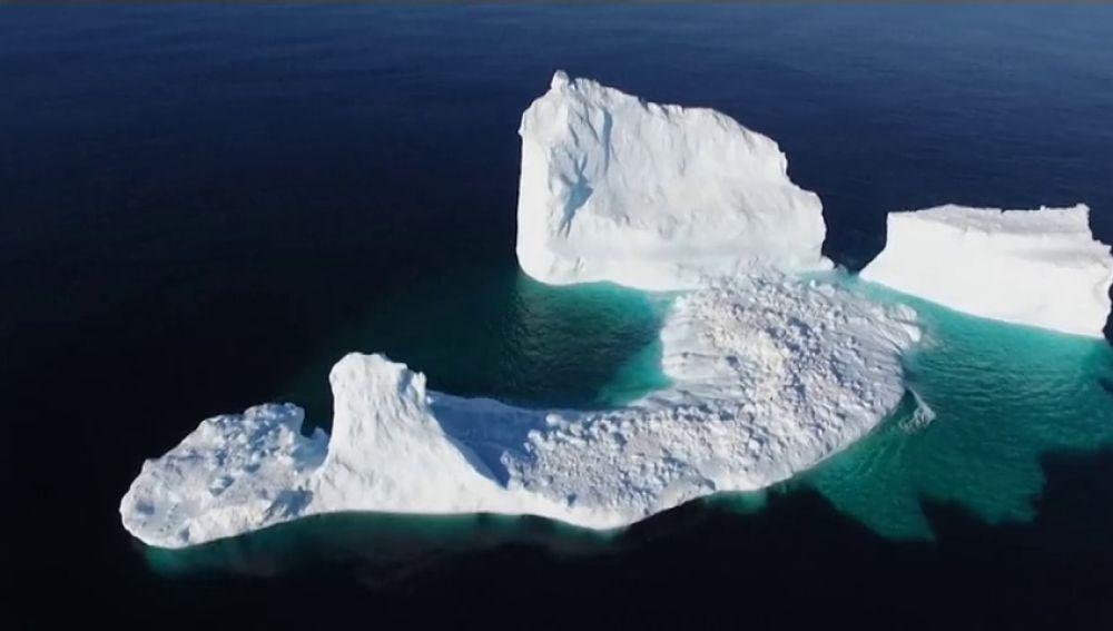 Un iceberg de 300 kilómetros cuadrados se desprende de un glaciar antártico