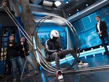 Marron pone en riesgo la vida de Iñaki Williams con la ciencia más peligrosa