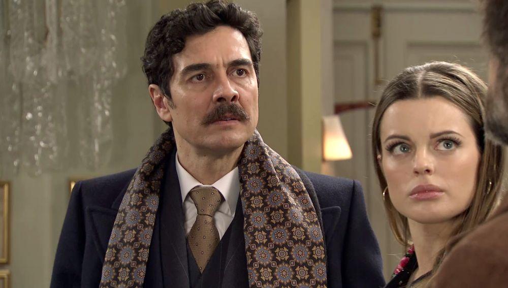 El tenso encuentro entre Armando y Guillermo por culpa de Lourdes