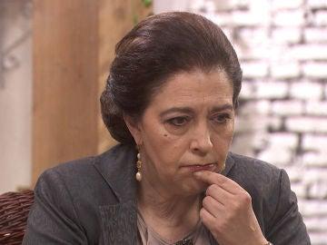 Francisca confiesa la verdad sobre su regreso a Puente Viejo