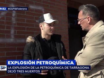 Explosión petroquímica.
