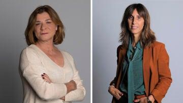 Sonia Martínez y Montse García