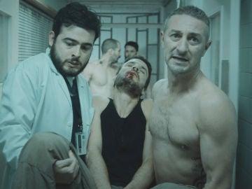 Antonio, al borde de la muerte dentro de prisión