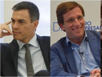 Sánchez, Almeida y Villacís