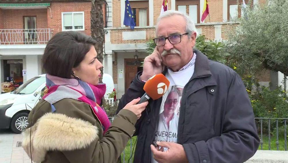 Se cumple un año de la desaparición de Roberto García en Casarrubios