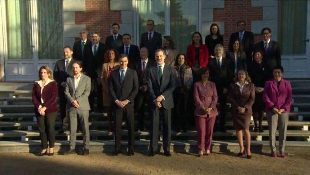 El Rey preside hoy un Consejo de Ministros, de carácter informativo, en el Palacio de la Zarzuela