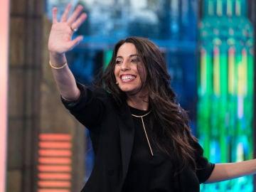 Revive la entrevista completa de Almudena Cid en 'El Hormiguero 3.0'