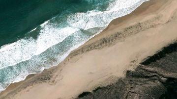 Playa de Pájara (Fuerteventura, Las Palmas).