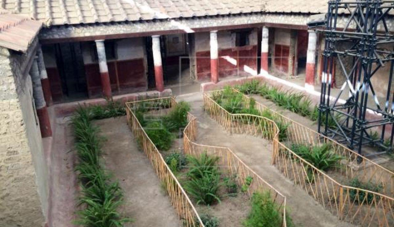 Casa de los Amantes de Pompeya