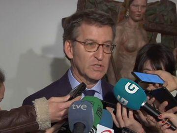 Feijóo le dice a Arrimadas que coalición no, solo sumar candidatos