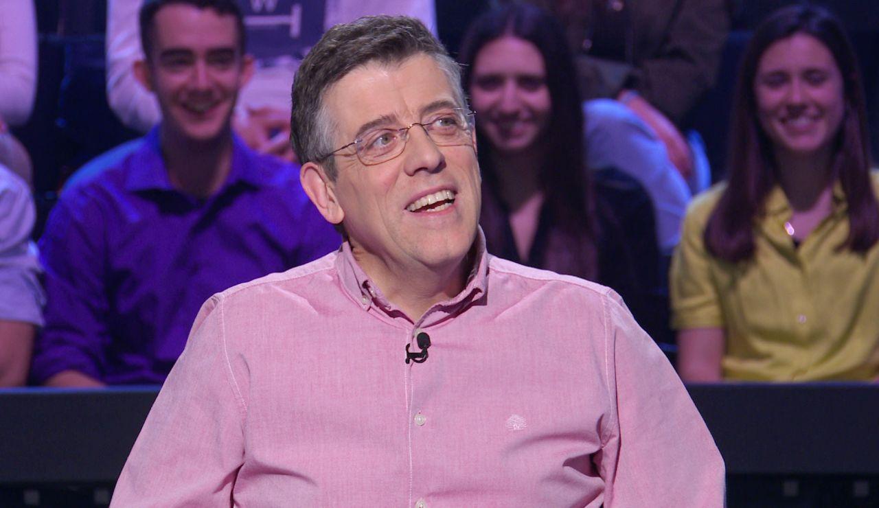 Jero Hernández revela el insólito premio que se llevó la primera vez que concursó en '¿Quién quiere ser millonario?'