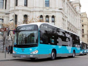 La línea 'cero' de la EMT en Madrid