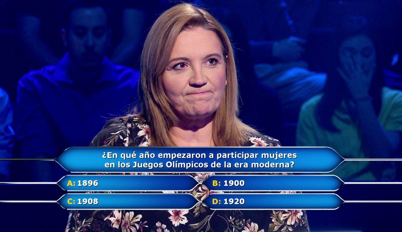 La 'trampa' de Ana Pérez para conseguir llegar a los 5.000 euros