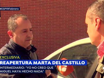 """El hombre que hizo de intermediario entre Miguel Carcaño y el banco para comprar un piso """"yo no miré las nóminas"""""""