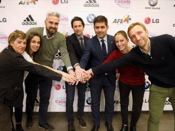 Acuerdo entre la AFE y la ACFF para la firma del primer convenio colectivo del fútbol femenino