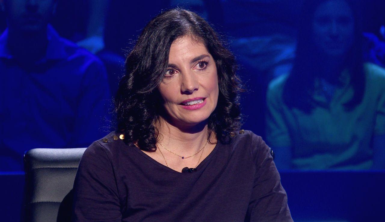 Susana García, a por los 50.000 euros con una pregunta sobre Michael Schumacher