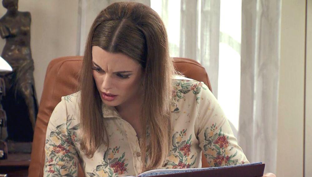 Avance 'Amar es para siempre': Lourdes descubre las pruebas decisivas para acabar con su padre