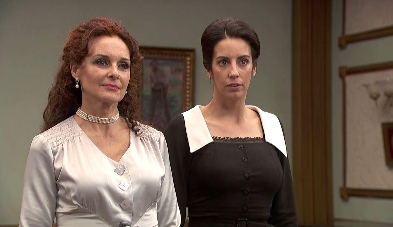 Rosa, el motivo que vuelve a unir a la Marquesa y Don Ignacio