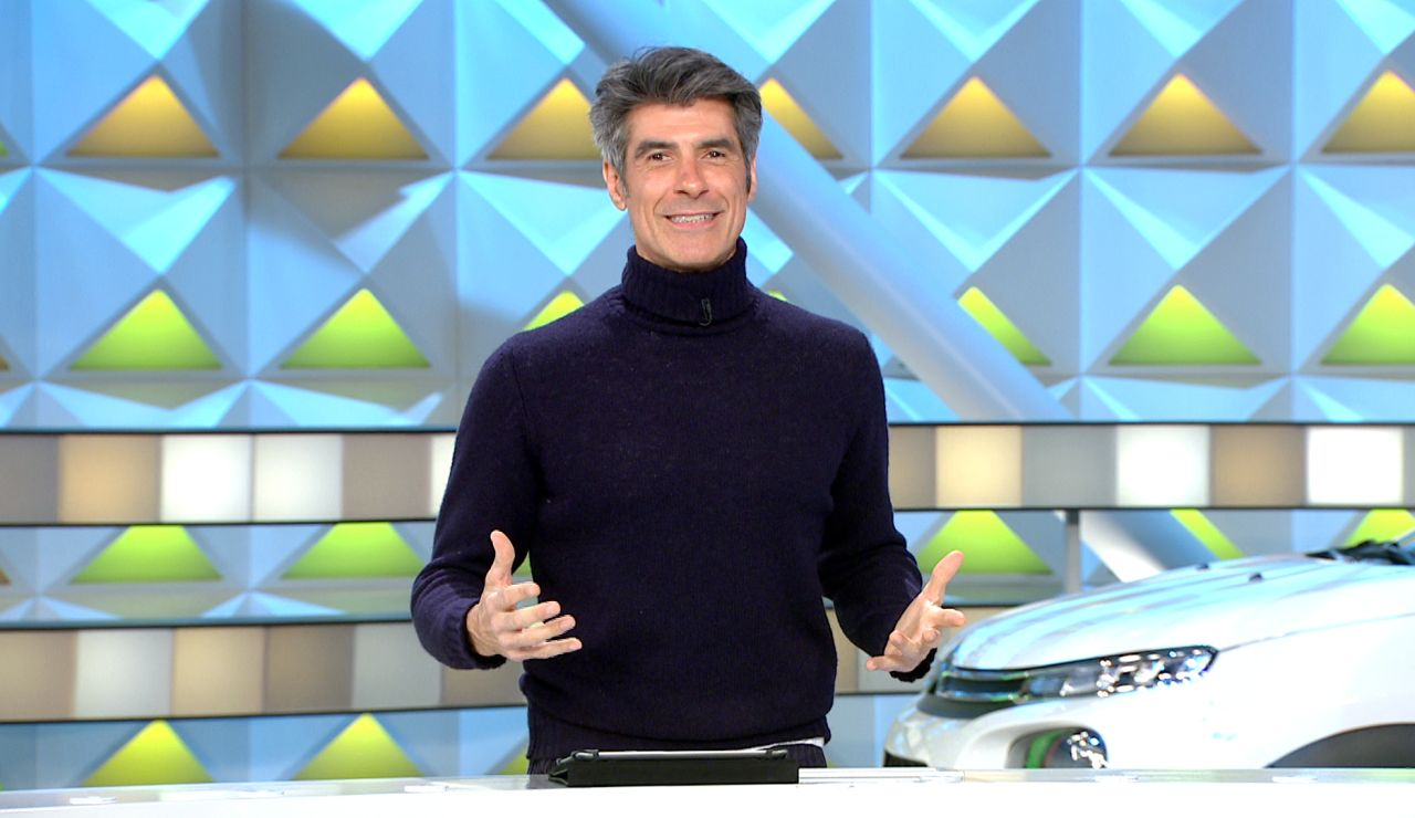 El bonito agradecimiento de Jorge Fernández a los espectadores de 'La ruleta de la suerte'