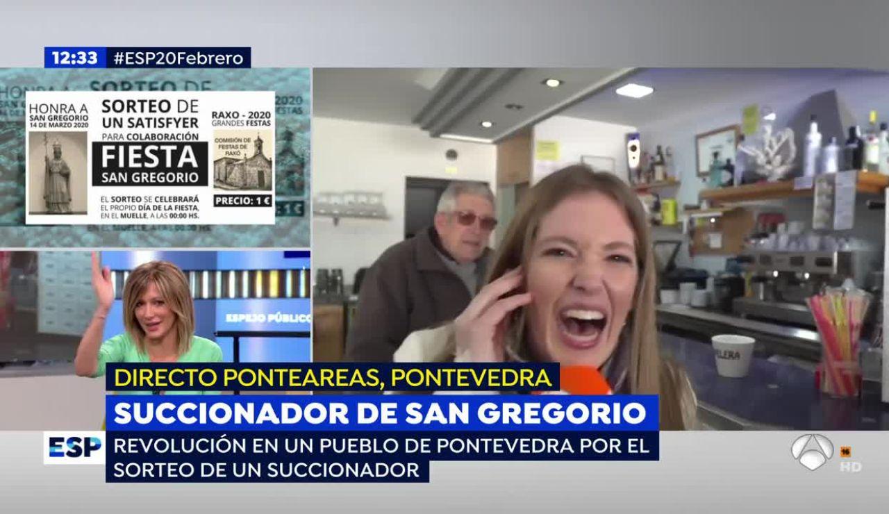 Succionadores de clítorix por San Gregorio.