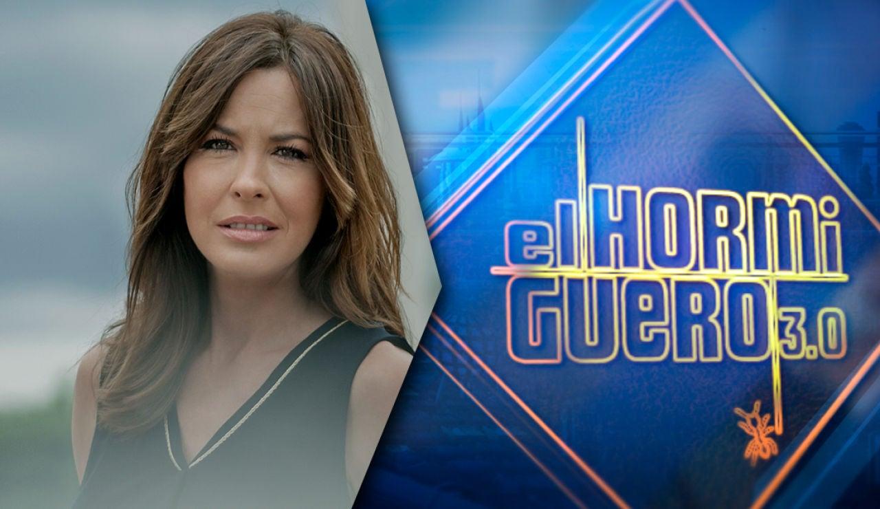 Mamen Mendizábal en 'El Hormiguero 3.0'